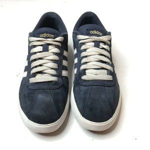 Adidas Courtset NEO Navy Blue Sneakers Womens 6.5